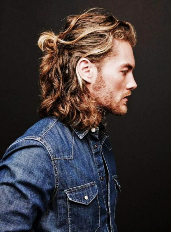 40 Irresistibly Attractive Long Hairstyles For Men Machovibes
